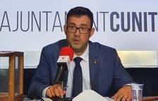 Jaume Casañas és escollit com a nou alcalde de Cunit