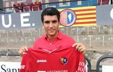 El Nàstic tanca el fitxatge de Pedro Del Campo