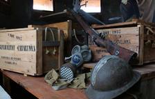 La historia que muestra el bunker de Cunit