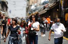 Israel fa marxa enrere i recupera les mascaretes