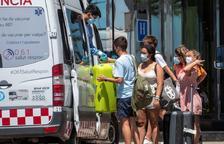 Els brots a les Balears pels viatges d'estudiants mantenen en quarentena a més de 4.700 persones