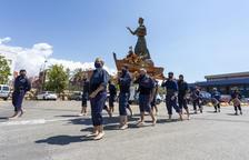 El Serrallo celebra un altre Sant Pere a mig gas sense processó
