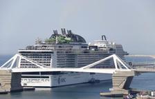 El primer creuer que va sortir de Barcelona detecta a la tornada tres positius entre els 2.300 passatgers