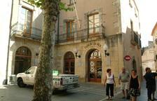 La façana del consistori del Vendrell, en una imatge d'arxiu.