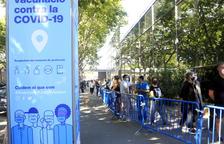 Espanya registra 14.137 nous infectats de covid-19 i 18 defuncions més des de dilluns
