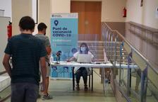 S'obre la vacunació a Catalunya dels catalans residents a l'exterior