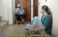 Tarragona mostra la solidaritat dels joves durant la pandèmia amb un vídeo