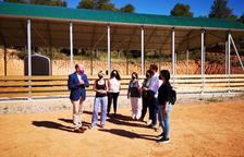 Gandesa abre un nuevo espacio para facilitar la incorporación de personas al campo