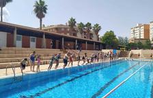 El 'Mulla't per l'Esclerosi Múltiple' omple de solidaritat unes 500 piscines en una edició «especial»