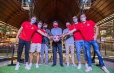 Els fitxatges presentats assumeixen el repte d'ascendir a Segona Divisió A