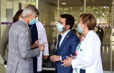 El Govern prepara «noves mesures» per fer front a l'increment «explosiu» de contagis