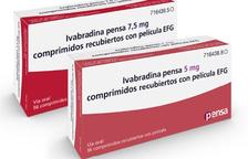 Sanidad retira un lote de un fármaco destinado a reducir la frecuencia cardiaca