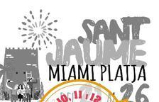 Les festes de Sant Jaume de Miami Platja, ajornades fins el setembre