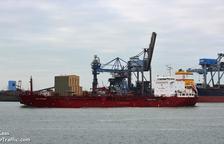 Quatre vaixells han fet quarantena al Port de Tarragona des de l'inici de la pandèmia