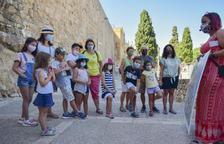Itinere estrena visitas guiadas sobre la Tàrraco Romana para niños