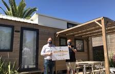 Càmpings Tarragona recapta més de 4.000 € per als nens amb càncer