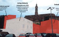 El Ayuntamiento de Valls derribará las construcciones en estado de ruina del Barrio Antiguo