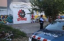 Desallotjat el centre social okupat Les Naus de Torredembarra