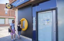 El tancament d'una sucursal bancària preocupa els veïns del barri tarragoní de Sant Salvador