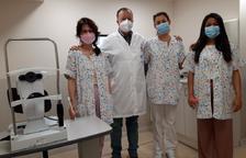 El Pius Hospital de Valls pone en marcha el nuevo servicio de oftalmología infantil y juvenil