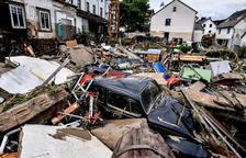 Al menos 80 muertos y 1.300 desaparecidos por las inundaciones de Alemania