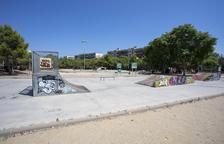 Los vecinos de Parc Francolí de Tarragona denuncian 'botellones' en el skatepark «cada día»