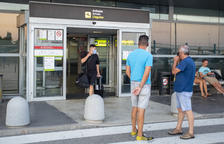 El aeropuerto de Reus vuelve a recibir pasajeros británicos después de un paro