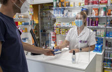 Catalunya lidera la venda de test d'antígens en farmàcies de tota Espanya