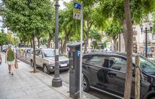 La primera mitja hora d'aparcament al carrer serà 55 cèntims més barata a Tarragona