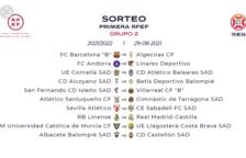 El Nàstic arrencarà la temporada jugant contra l'Atlético Sanluqueño a camp contrari