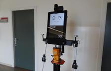Un robot aconsegueix mesurar el risc de propagació de la covid en un espai tancat
