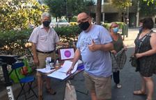 Uns 160 veïns tarragonins ja han signat per reclamar una millora del carrer Pere Martell