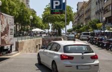 Quatre pàrquings privats de Tarragona rebaixen les tarifes diàries de 18 a 6 euros