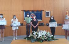 Cambrils reconeix el rendiment acadèmic de quatre alumnes de Batxillerat i Cicles Formatius amb els Premis a l'Excel·lència