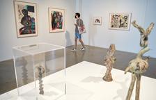 Miró i Gaudí, protagonistas de la exposición «más importante» de Vila Casas