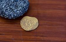 Encuentran en Florida una moneda de un galeón español valorada en 98.000 dólares