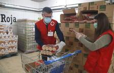 Cruz Roja Tarragona atiende 54.000 personas en seis meses, un 70% más que hace un año
