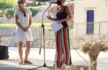 La presidenta de la Diputación de Tarragona da el pistoletazo de salida a la Fiesta Mayor de la Nou de Gaià