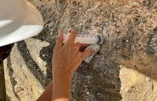 Retiran la polémica construida de la torre de Minerva y reparan los agujeros