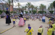 Vila-seca celebra el cuarto día festivo con los Gegants