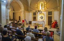 Se celebra el Oficio Solemne de la Fiesta Mayor de Creixell