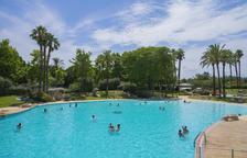 Imatge de les piscines municipals de Reus.