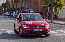 Las autoescuelas de Tarragona se ven afectadas por la quinta ola