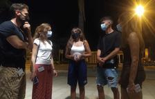 Cambrils posa mediadors a les nits per elaborar la diagnosi del Pla d'Oci Nocturn