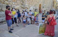 Las visitas turísticas en Tarragona no se ven afectadas por la quinta ola