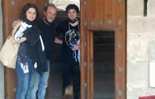 La Ermita de Puigcerver ya tiene nuevos ermitaños