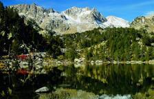 Si aumenta la temperatura la humedad natural en los Pirineos no podrá impedir los incendios.