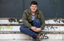 El youtuber e instagramer Miquel Montoro, este jueves en el Estiu Tarragona Jove