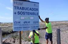 Nace en la Ràpita un grupo ciudadano contrario al pago para visitar espacios naturales