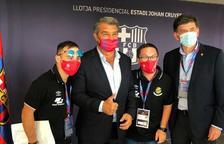 El Nàstic Genuine tindrà un nou rival aquesta temporada: el FC Barcelona